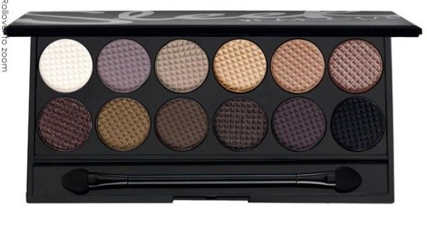 Stick to the traditional Autumn colours when it comes to eyeshadows, these colours are extremely compatible with all shades of skin & therefore and absolute must. Remember these shades are truly flexible for day/night usage.