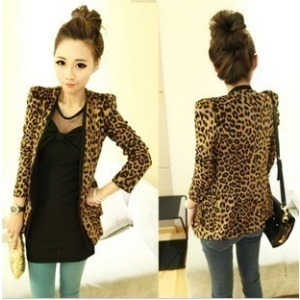 095-pads-suede-fabric-leopard-print-suit-fashion-slim-suit-jacket-female
