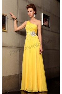 2013-elegant-one-shoulder-yellow-formal-evening-dress-s711