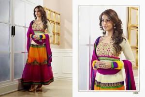 Bipasha-Basu-Anarkali-Suits-Eid-Collection-2013-14